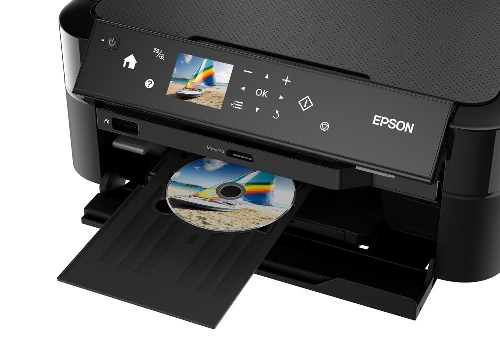 Máy in phun màu EPSON L850-4