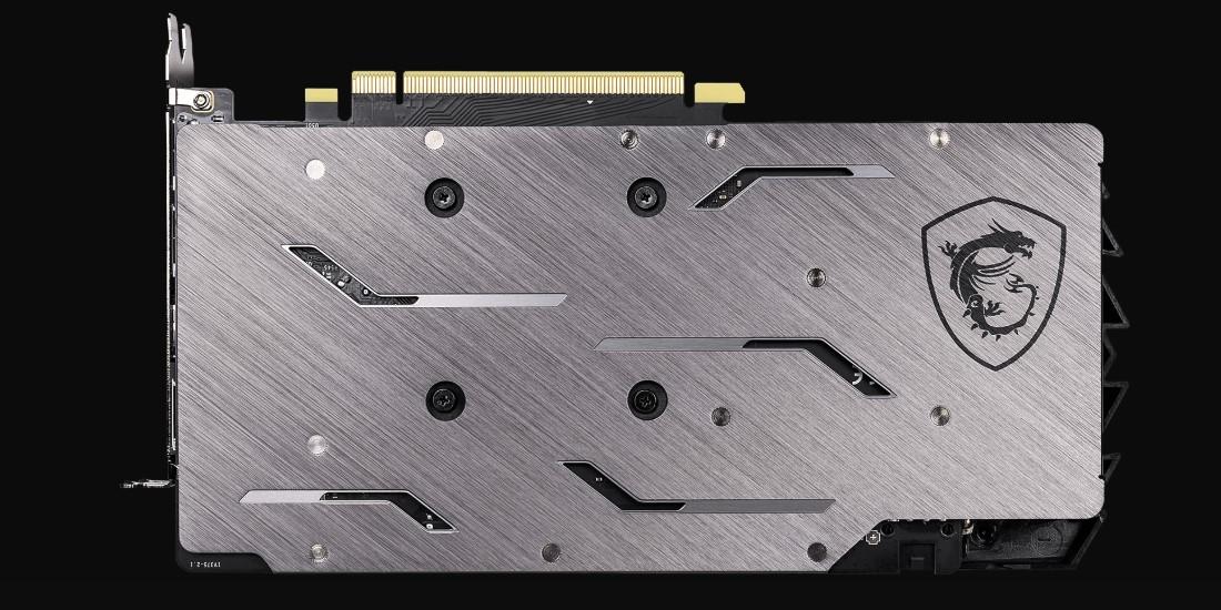 MSI GeForce GTX 1660 6GB GDDR5 Gaming X