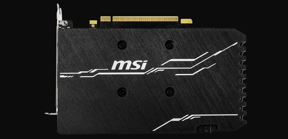 MSI GeForce GTX 1660 6GB GDDR5 VENTUS XS OC