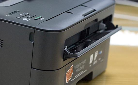 Máy in laser trắng đen BROTHER HL-L2361DN dễ dàng sử dụng với mọi đối tượng