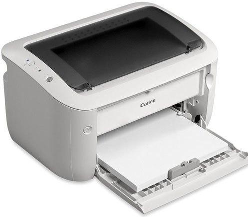 Máy in laser trắng đen CANON LBP 6030 với thiết kê đẹp, đầy đủ tính năng