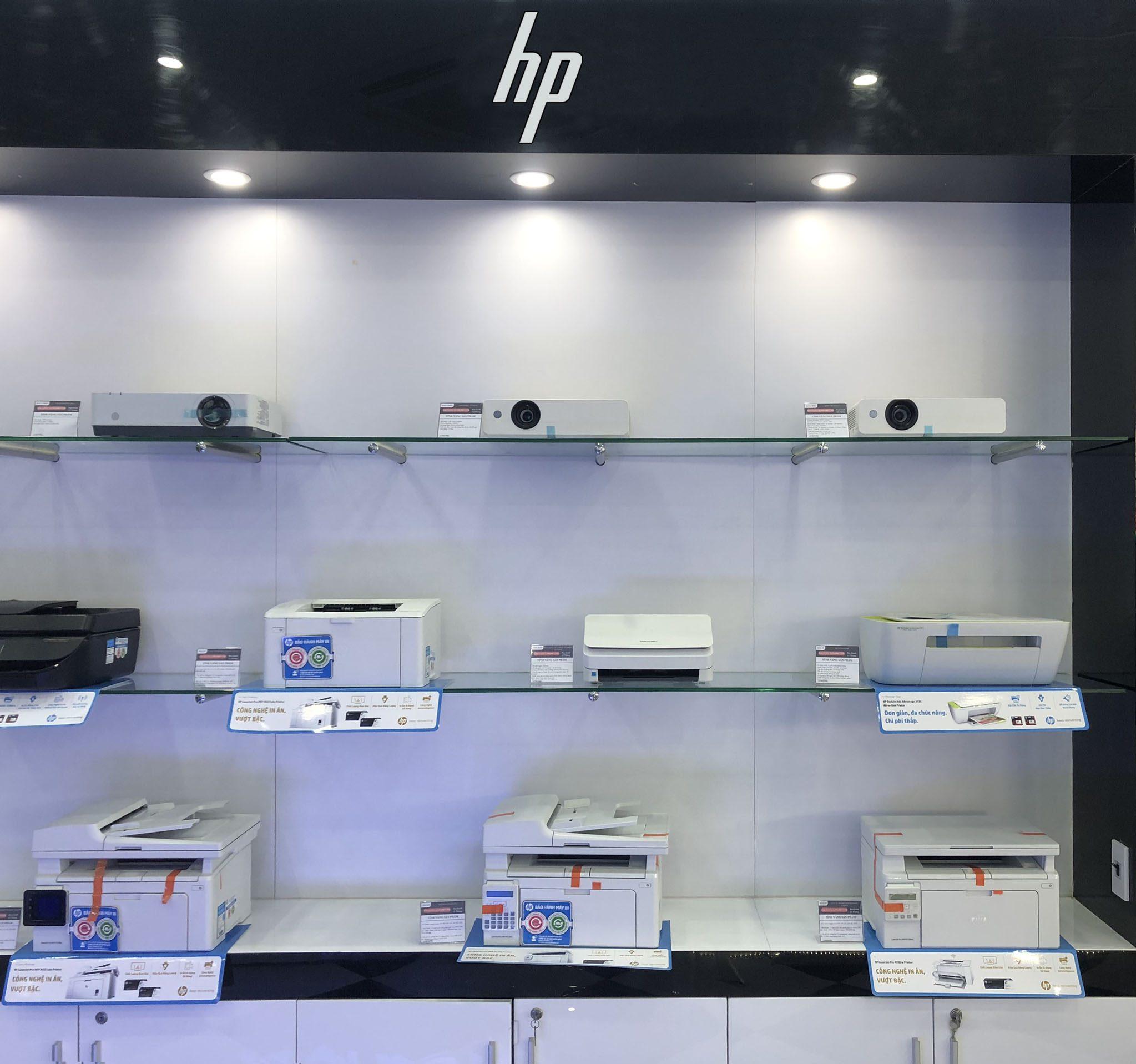 máy in HP đem tới sản phẩm với tính năng vượt trội cao cấp