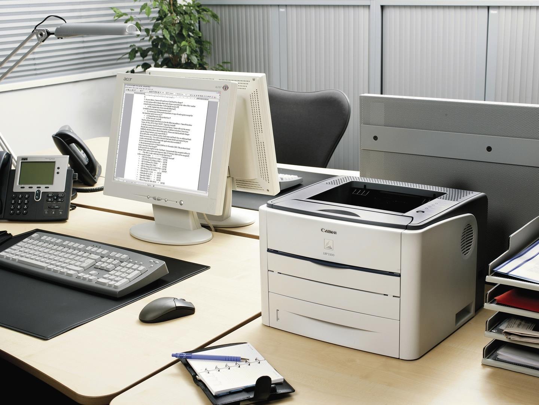 máy in phục vụ công việc văn phòng vô cùng hiệu quả