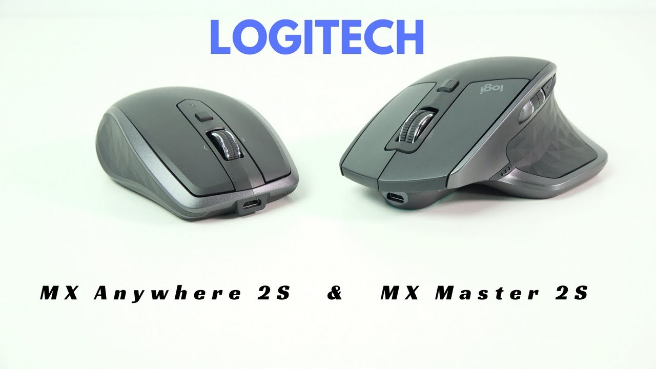 Logitech Mx Anywhere 2S Master