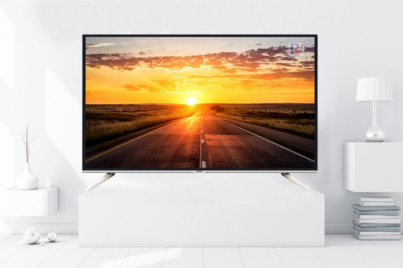 Smart Tivi Asanzo HD 32 inch 32E800 thiết kế đẹp phù hợp với mọi không gian sử dụng