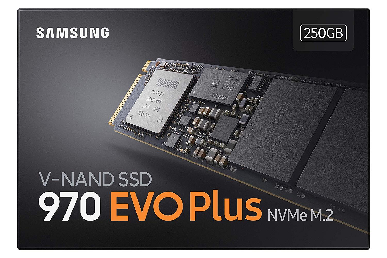 Ổcứng SSD Samsung 970 EVO PLUS 250GB NVMe M.2 (MZ-V7S250BW)_5