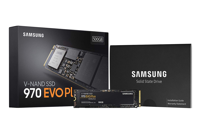 Ổcứng SSD Samsung 970 EVO PLUS 500GB NVMe M.2 (MZ-V7S500BW)_6
