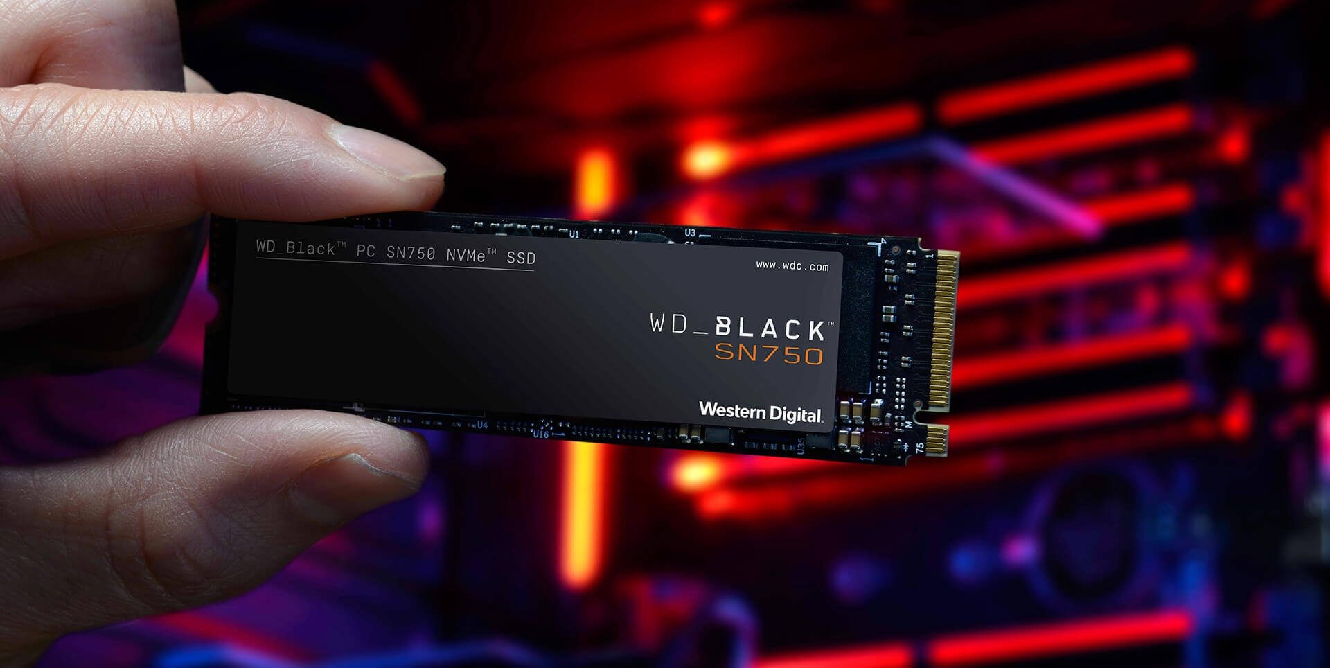Ổ cứng SSD WD Black 1TB M.2 2280 NVMe PCIe (WDS100T3X0C)_4