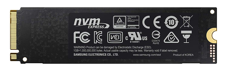Ổ cứng SSD Samsung 970 EVO PLUS 1TB NVMe M.2 (MZ-V7S1T0BW)_3