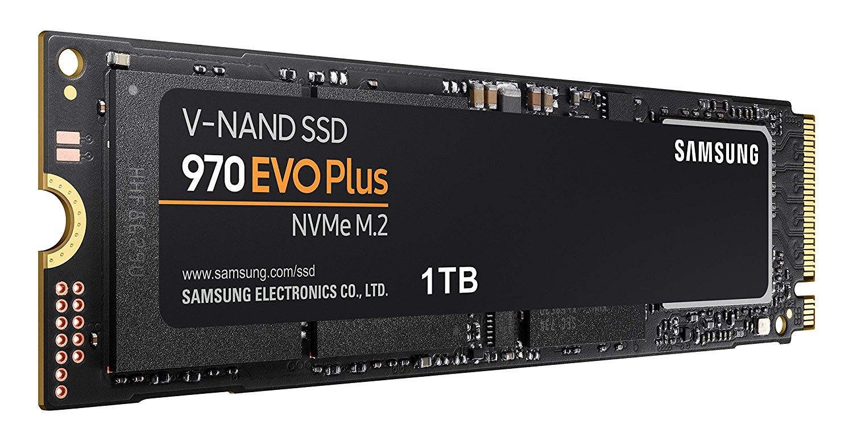 Ổ cứng SSD Samsung 970 EVO PLUS 1TB NVMe M.2 (MZ-V7S1T0BW)_6