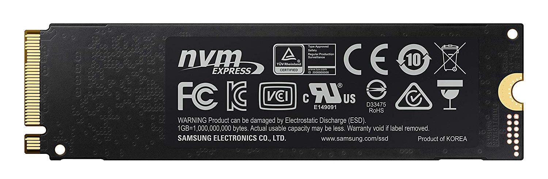 Ổcứng SSD Samsung 970 EVO PLUS 250GB NVMe M.2 (MZ-V7S250BW)_2