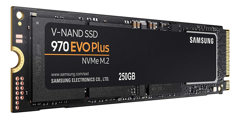 Ổcứng SSD Samsung 970 EVO PLUS 250GB NVMe M.2 (MZ-V7S250BW)_4