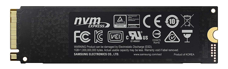 Ổcứng SSD Samsung 970 EVO PLUS 500GB NVMe M.2 (MZ-V7S500BW)_2