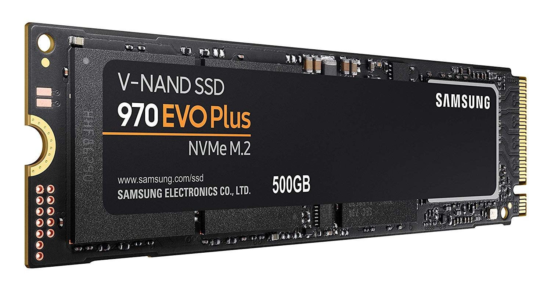 Ổcứng SSD Samsung 970 EVO PLUS 500GB NVMe M.2 (MZ-V7S500BW)_4