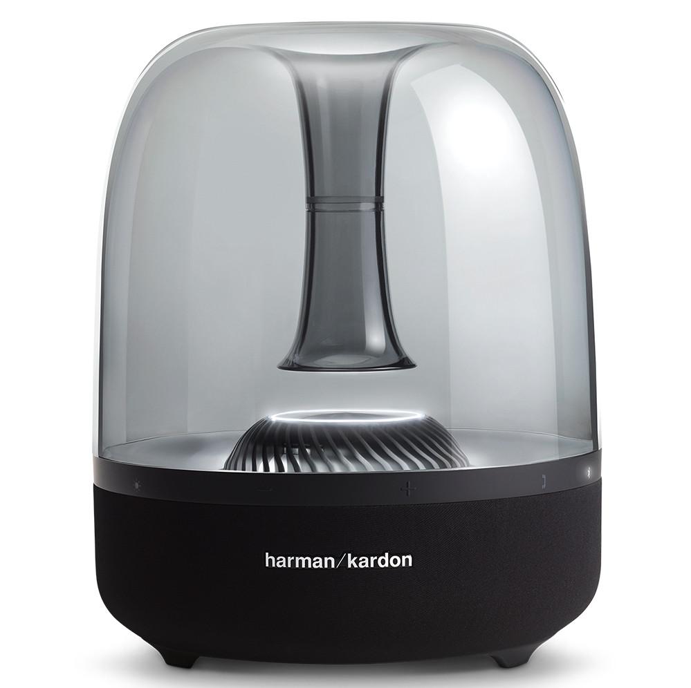 Loa Bluetooth Harman/Kardon Aura Studio 2 (Black)  thiết kế đẹp mắt âm thanh sống động