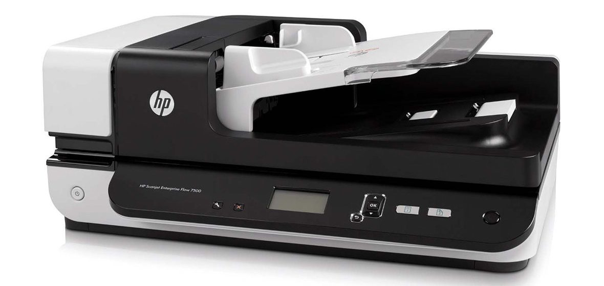 Máy scan HP Scanjet Ent Flow 7500 Flatbed Scanner - L2725B -1