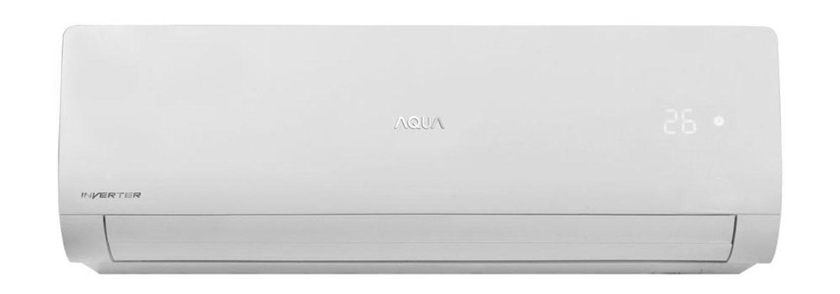 Máy lạnh - điều hòa Aqua Inverter 2 HP AQA-KCRV18WJB thiết kế đẹp mắt phù hợp với mọi không gian