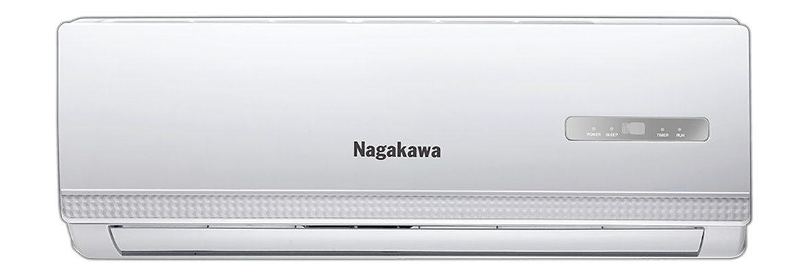 Máy lạnh - điều hòa Nagakawa 2.5 HP NS-A24TL thiết kế đẹp mắt trang nhã phù hợp với mọi không gian