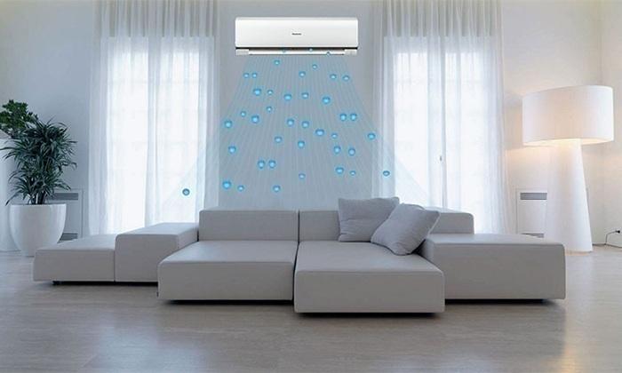 Máy lạnh - điều hòa Nagakawa 1 HP NS-A09TL đem tới không khí trong lành thoáng mát cho căn phòng sử dụng