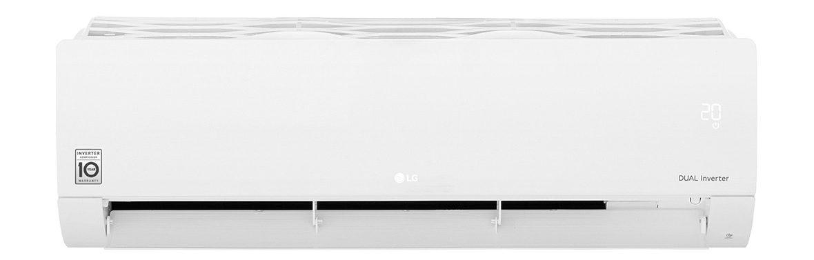 Máy lạnh - điều hòa LG Inverter 2.5 HP V24ENF thiết kế sang trọng đẹp mắt