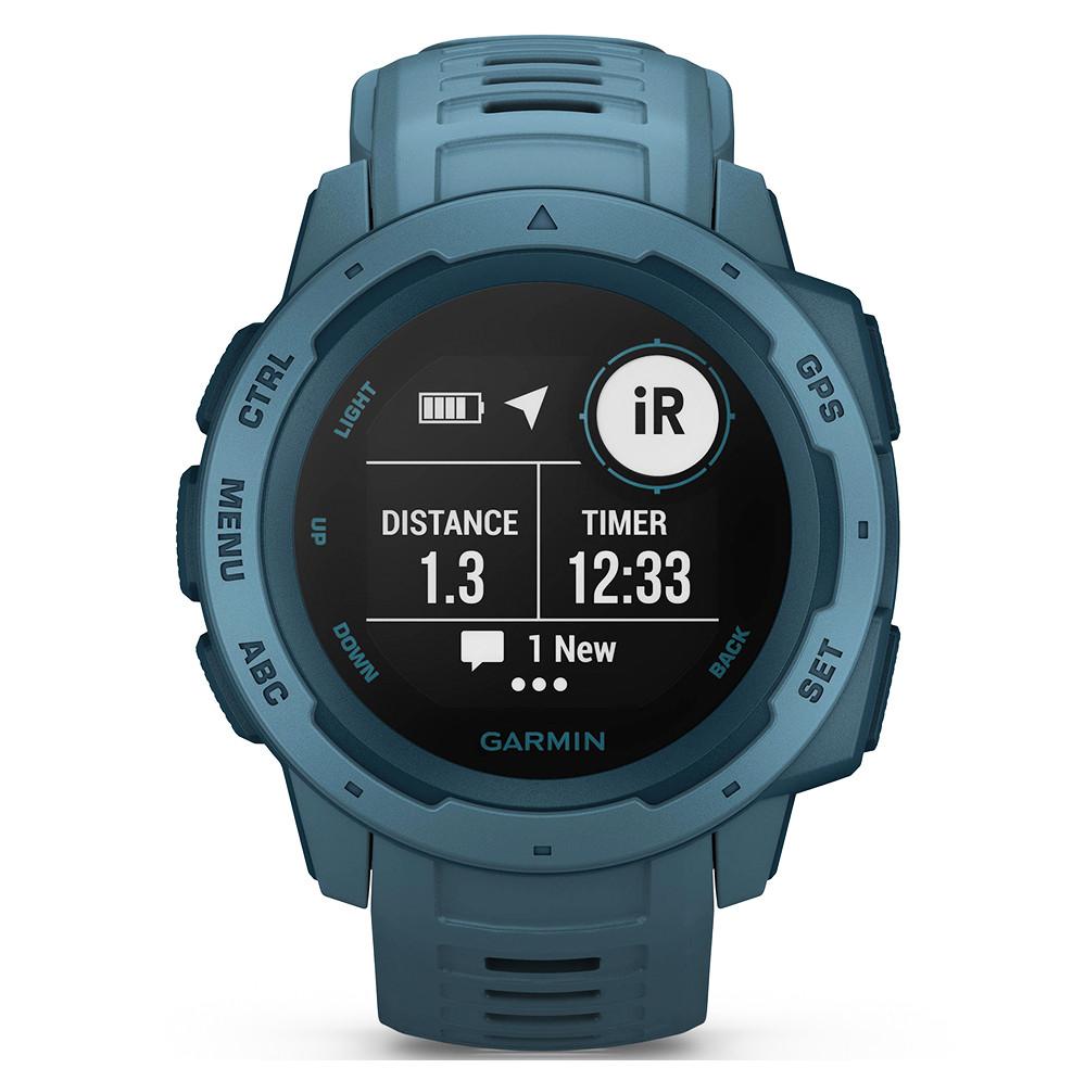 Đồng hồ thông minh Garmin Instinct, GPS, Lakeside_010-02064-54