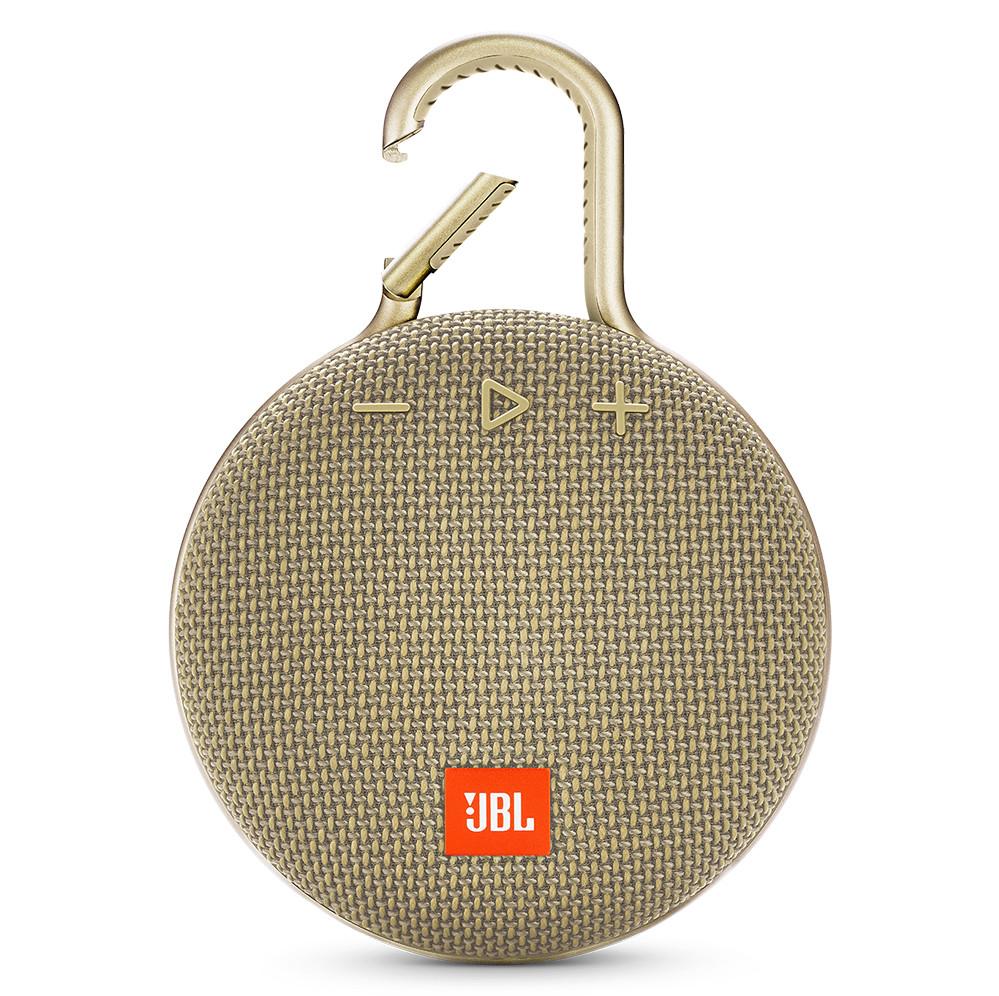 Loa Bluetooth JBL Clip 3 (Sand) màu sắc và thiết kế đẹp mắt