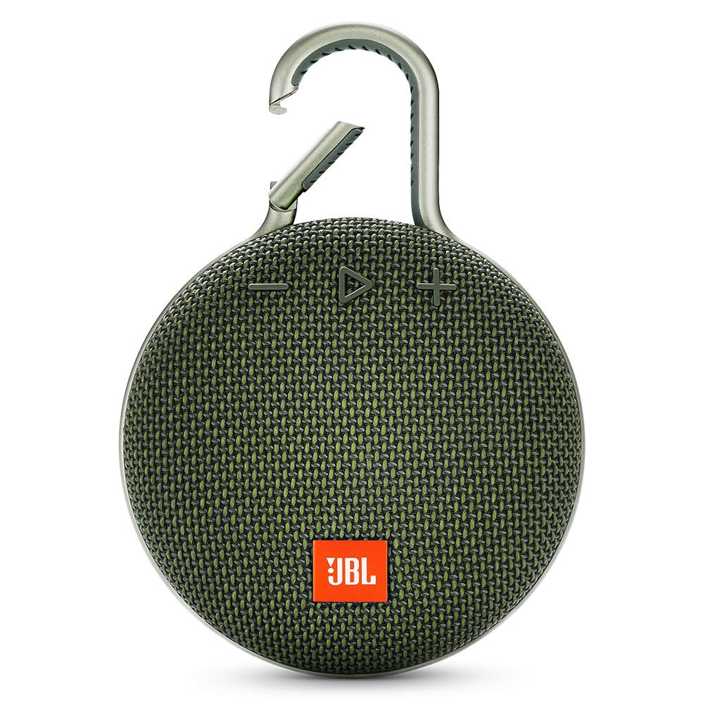 Loa Bluetooth JBL Clip 3 (Green) với màu sắc đẹp mắt