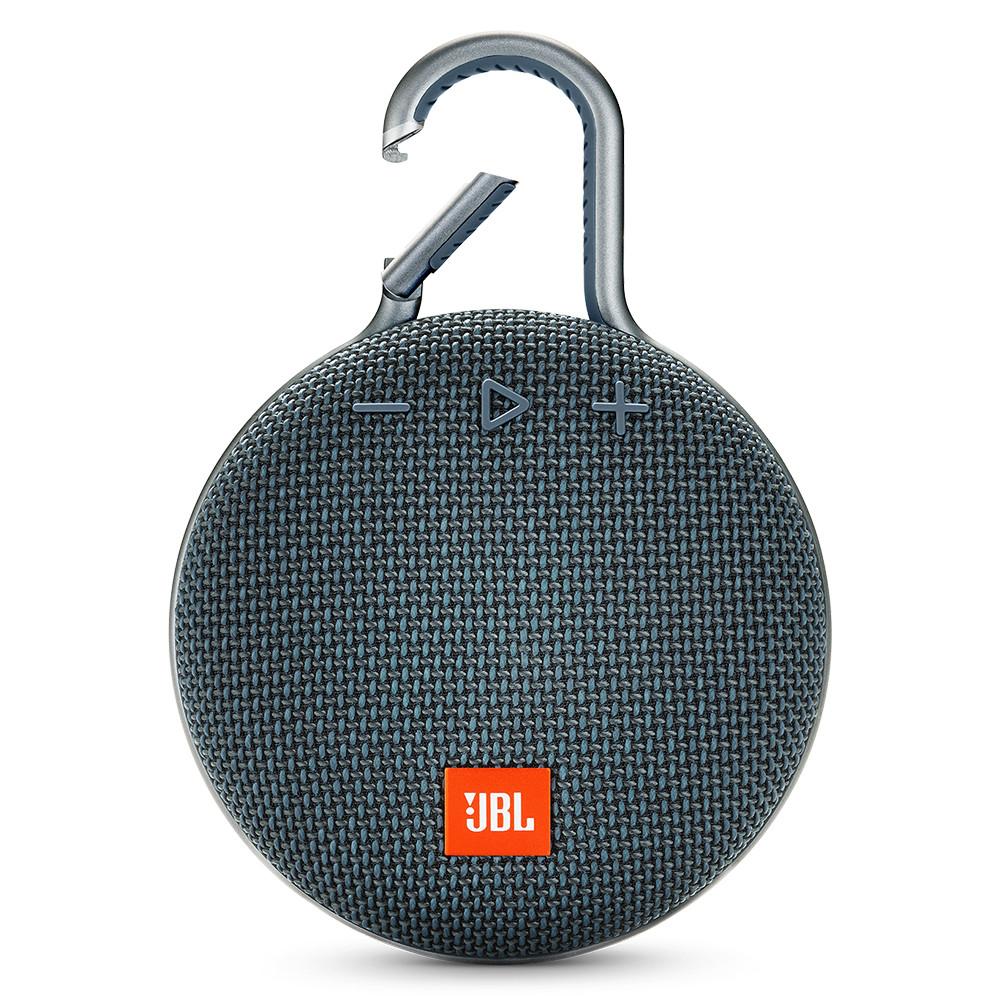 Loa Bluetooth JBL Clip 3 (Blue) thiết kế sang trọng phù hợp cho những chuyến đi chơi