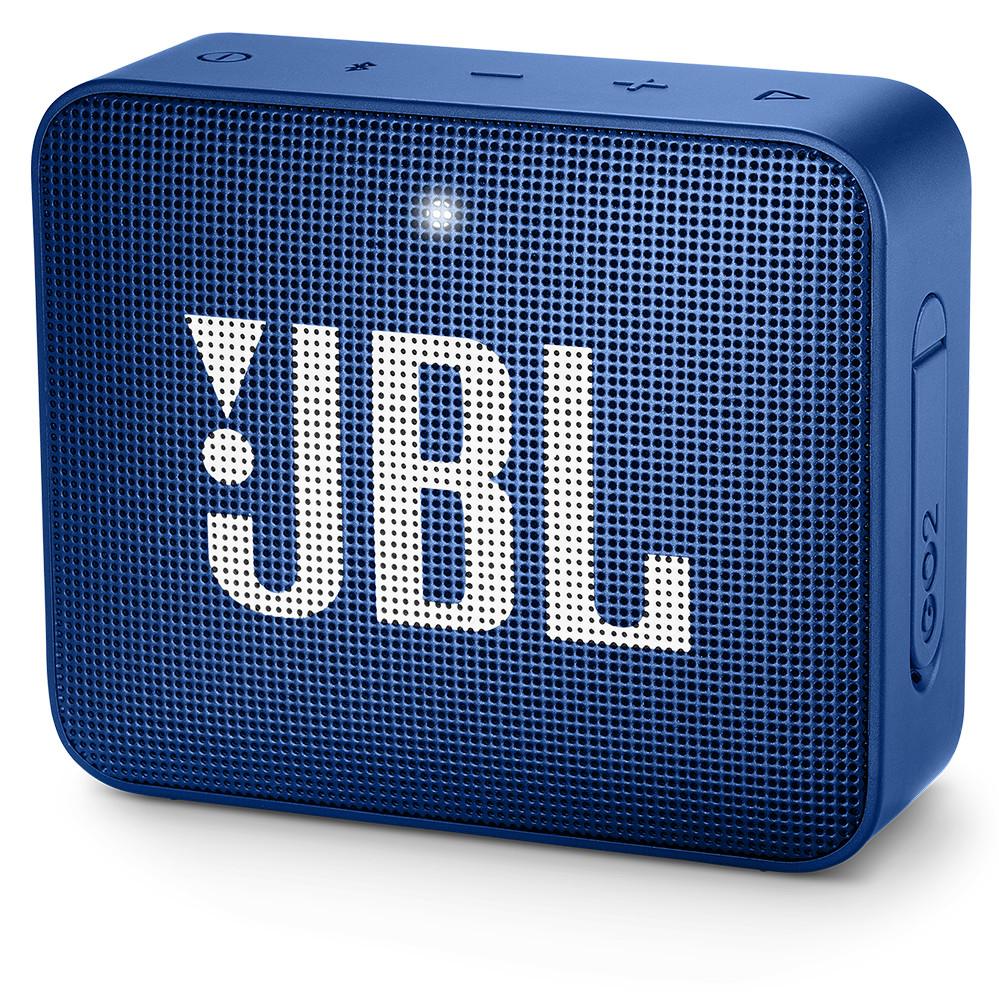 Loa Bluetooth JBL Go 2 (Blue) thiết kế kiểu dáng sang trọng âm thanh tốt