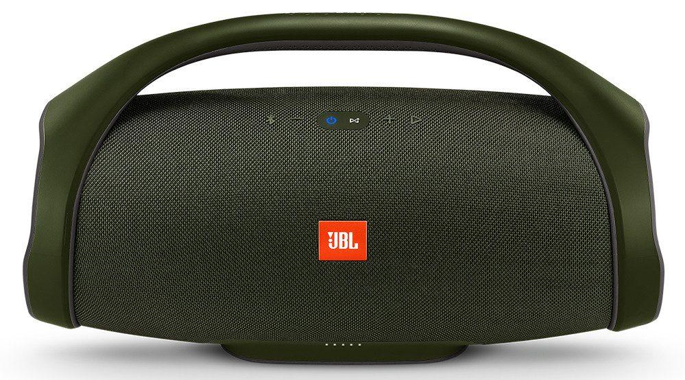 Loa Bluetooth JBL Boombox (Green) thiết kế độc đáo âm thanh vô cùng bùng nổ