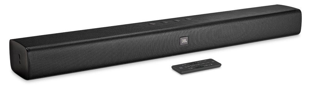 Loa Bluetooth JBL Bar Studio (Black) thiết kế đẹp mắt đem tới âm thanh tuyệt vời
