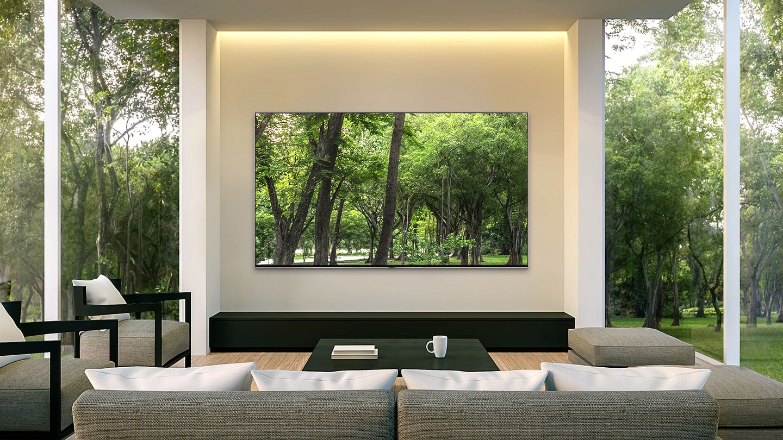 Smart Tivi QLED Samsung 4K 65 inch QA65Q90RAKXXV thiết kế sang trọng đẹp mắt