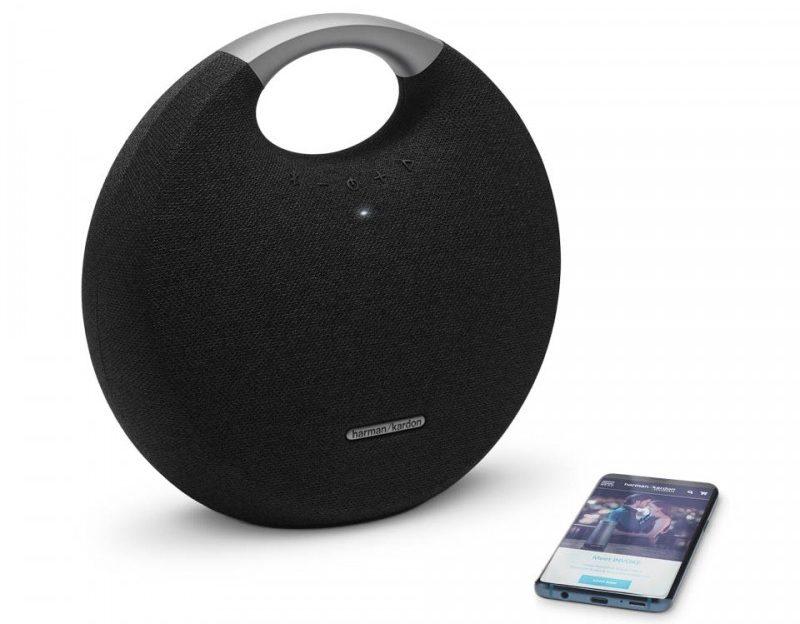 Loa Bluetooth Harman/Kardon Onyx Studio 5 (Black) khả năng kết nối bluetooth tiện lợi