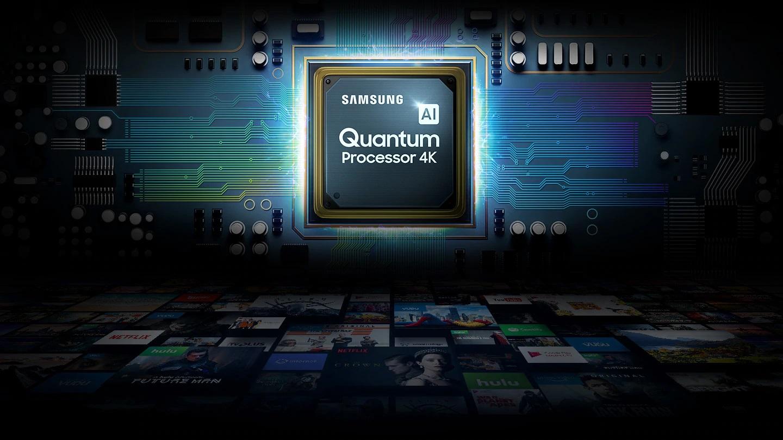 Bộ xử lý Quantum Processor 4K đem tới hình ảnh được tối ưu tối đa
