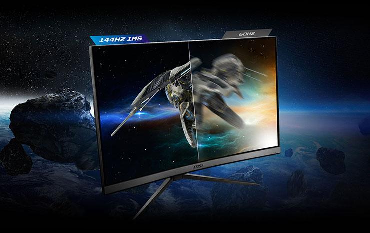 Màn hình LCD MSI 27 inch Optix MAG271CQR