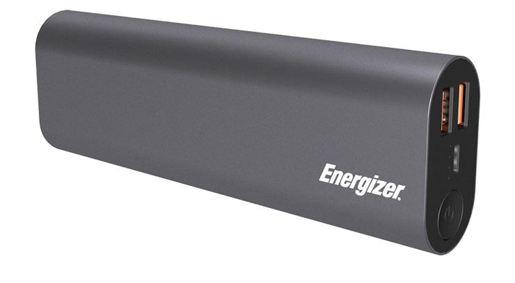 Pin sạc dự phòng Energizer 20.000mAh, 3.7V Li-Ion - UE20028PQ