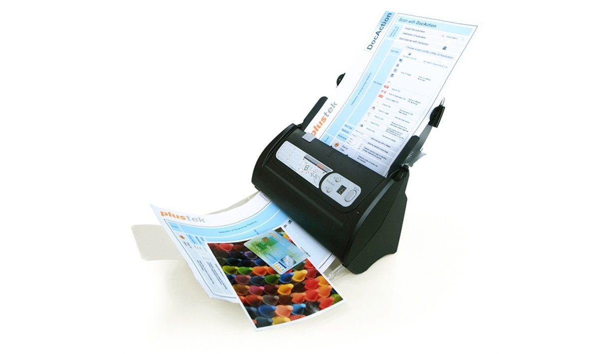 Máy scan Plustek PS288 -2