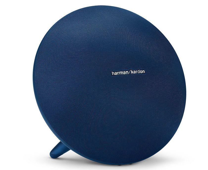 Loa Bluetooth Harman/Kardon Onyx Studio 4 (Blue) đem tới âm thanh trung thực, bùng nổ