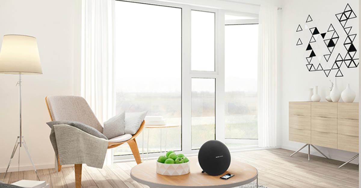Loa Bluetooth Harman/Kardon Onyx Studio 4 (Black) đem tới âm thanh rõ ràng chất lượng