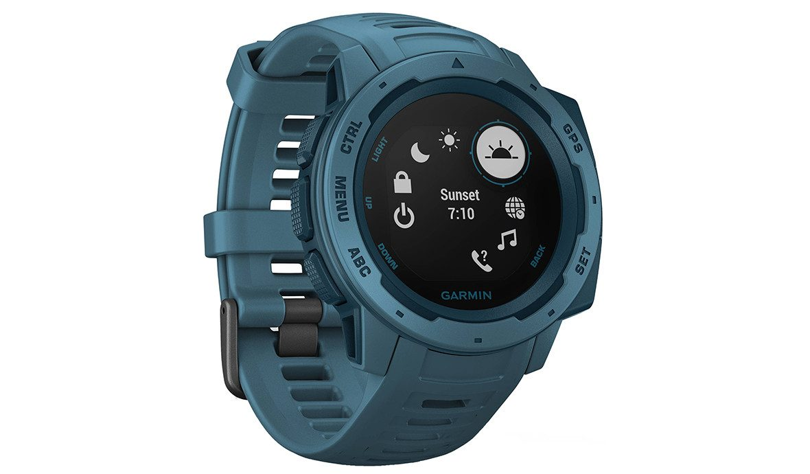 Đồng hồ thông minh Garmin Instinct, GPS, Lakeside_010-02064-54 -5