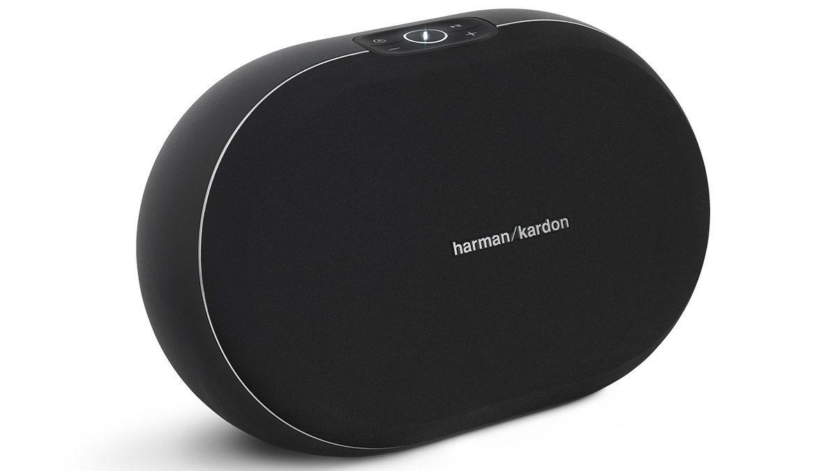 Loa Harman/Kardon Omni 20+ (Black) thiết kế đẹp mắt đem tới âm thanh sống động