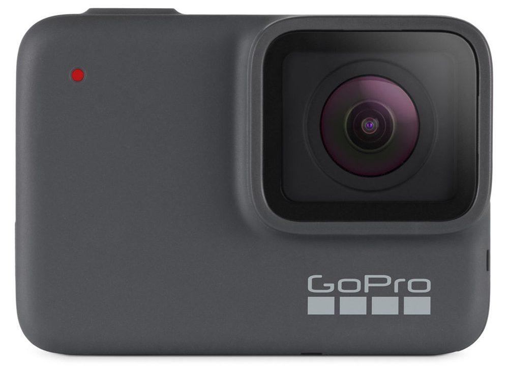 Máy Quay GoPro HERO 7 Silver (CHDHC-601-RW) được người dùng tin tưởng lựa chọn nhờ thiết kế đẹp mắt sáng tạo
