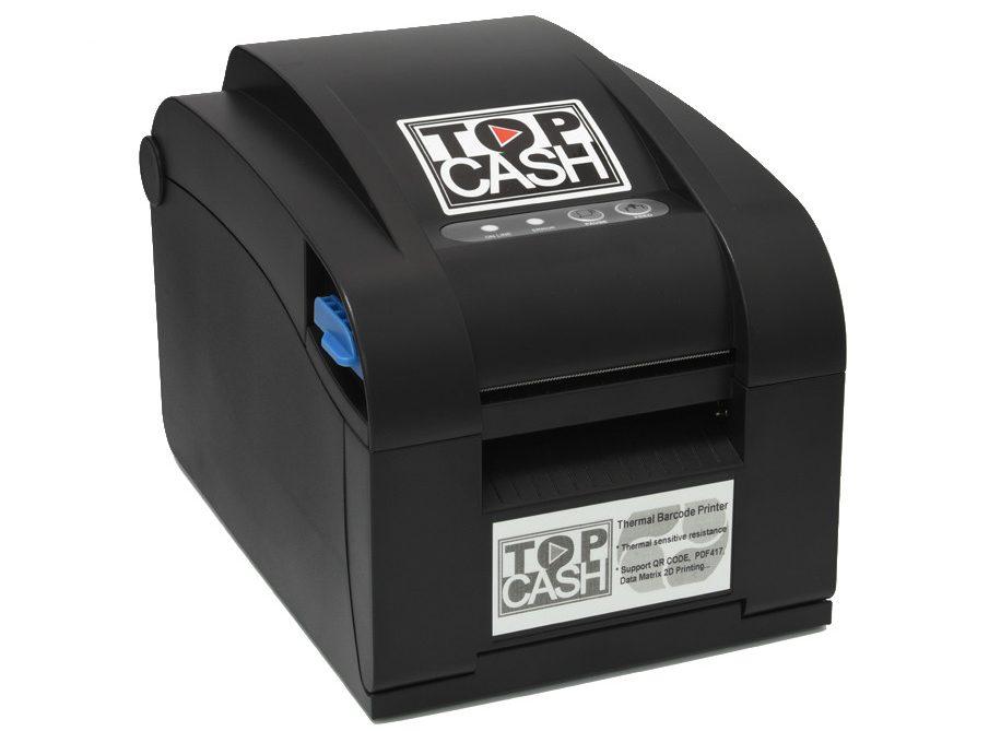 máy in mã vạch TOPCASH AL-3120