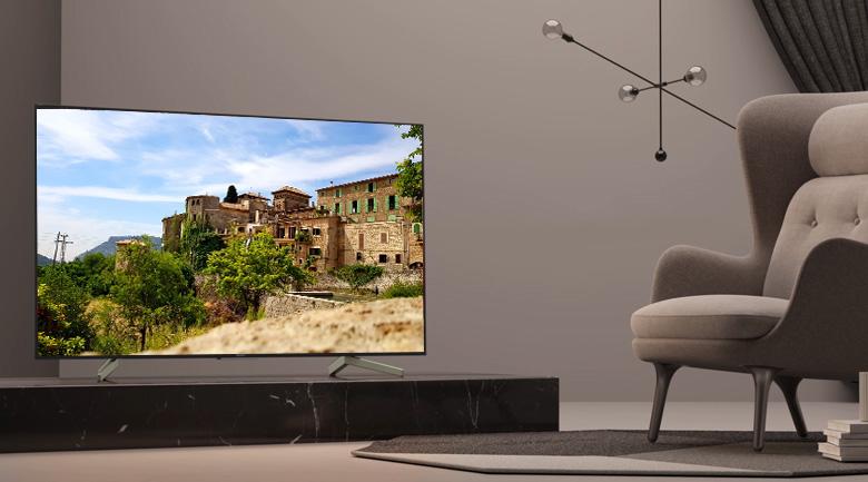 Smart Tivi Sony 4K 55 inch 55X8500F với chất lượng âm thanh và hình ảnh vô cùng đẹp mắt