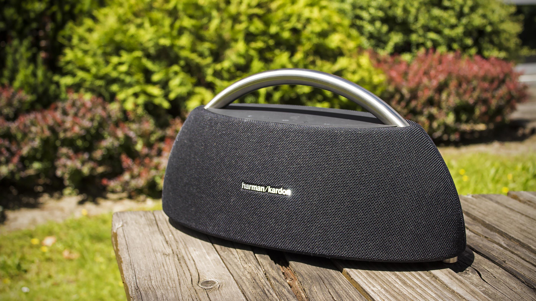 Loa Bluetooth Harman/Kardon Go+Play Mini (Black) đem tới âm thanh sống động
