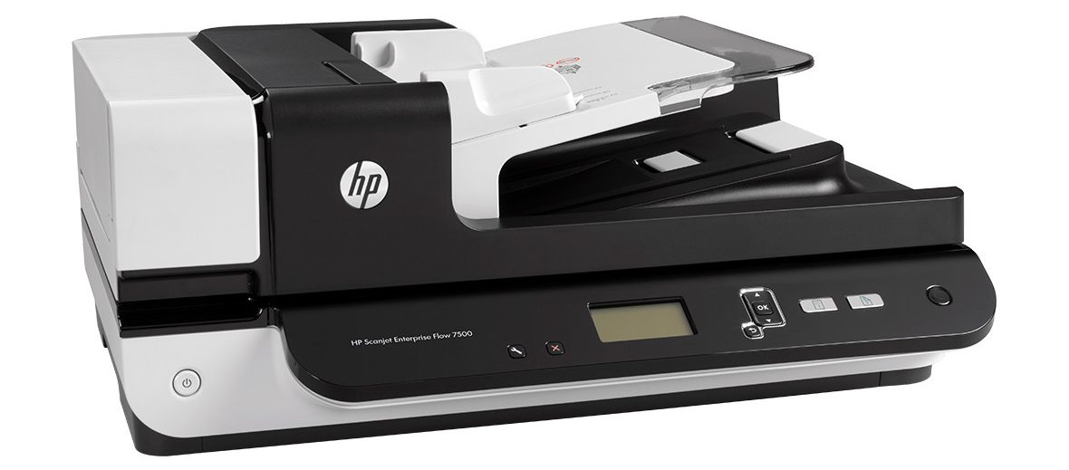 Máy scan HP Scanjet Ent Flow 7500 Flatbed Scanner - L2725B -3