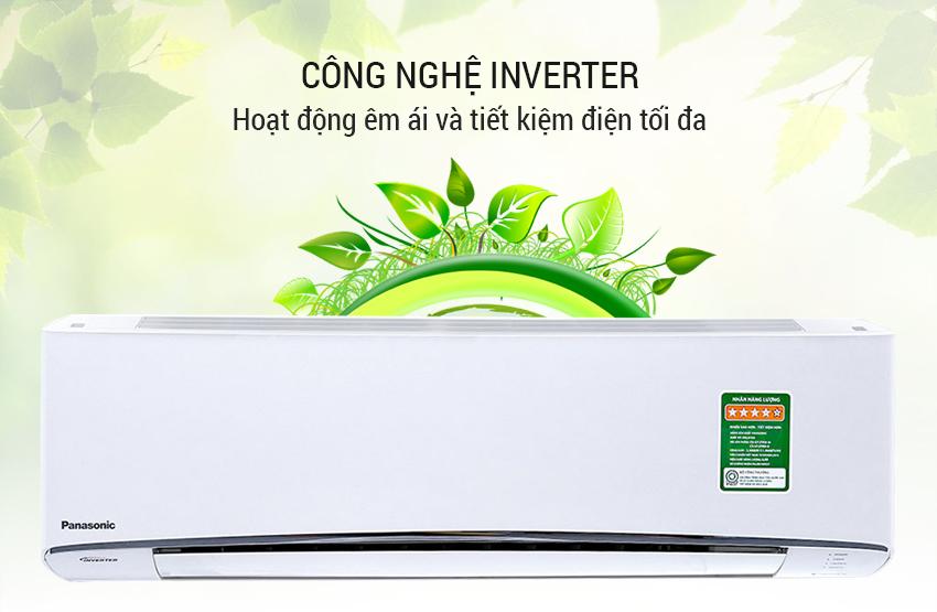 Công nghệ Inverter tiết kiệm điện năng tiêu thụ vô cùng tiên tiến