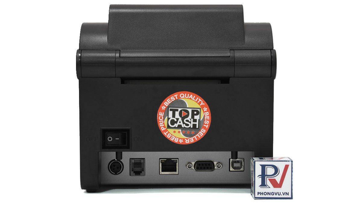 máy in mã vạch TOPCASH AL-3120 -3