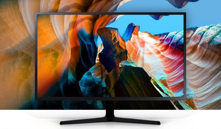 Màn hình LCD Samsung 32 inch UHD LU32J590UQEXXV (Đen)