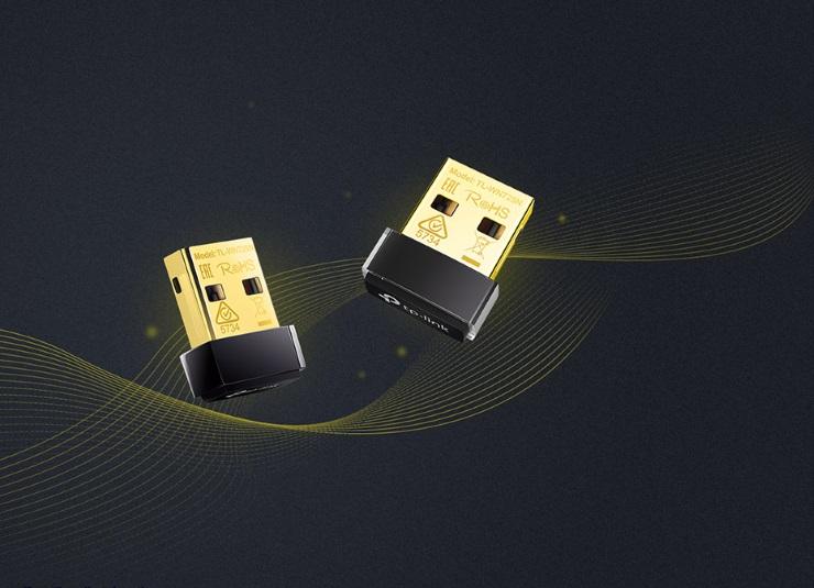 USB Wifi chuẩn TPLink TL-WN725N